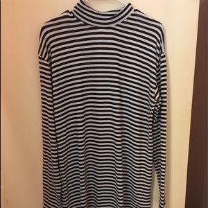 Sabo Skirt turtleneck shirt dress